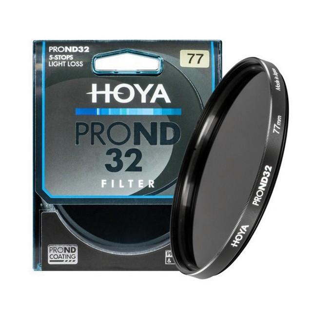 Filtr neutralnie szary Hoya PRO ND32 72mm