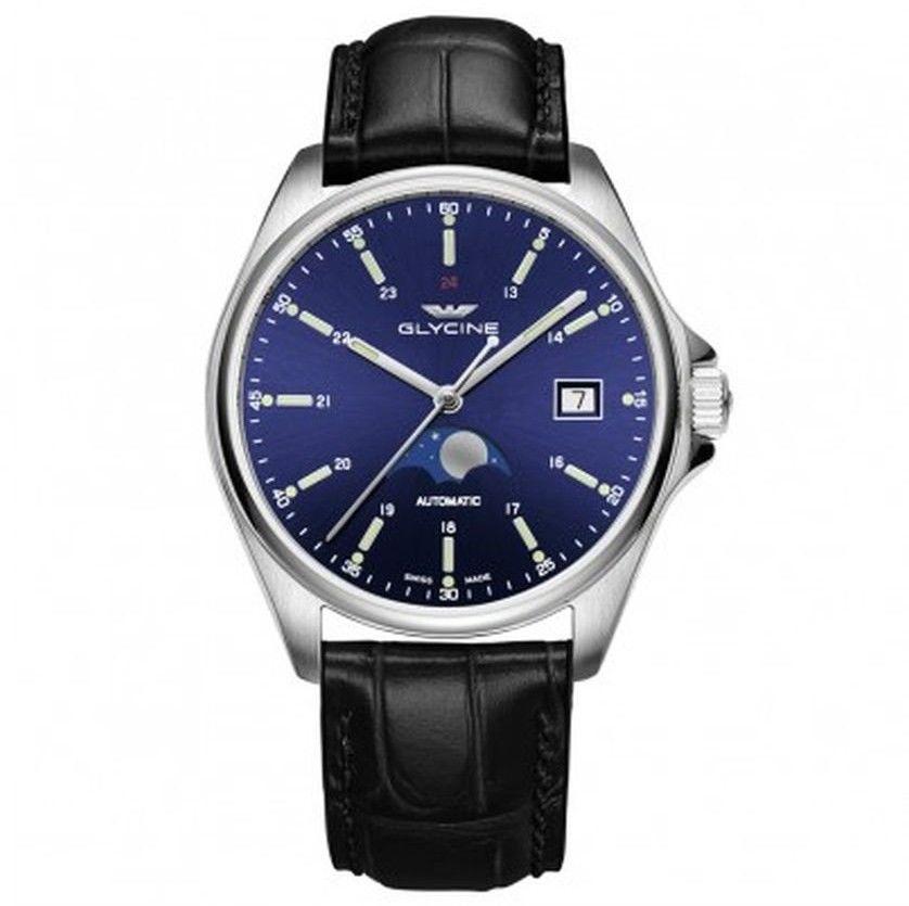 Zegarek Glycine GL0113 COMBAT 6 CLASSIC - CENA DO NEGOCJACJI - DOSTAWA DHL GRATIS, KUPUJ BEZ RYZYKA - 100 dni na zwrot, możliwość wygrawerowania dowolnego tekstu.