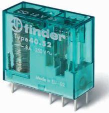 Przekaźnik 2CO 8A 12V AC/DC bistabilny 40-52-6-012-0001