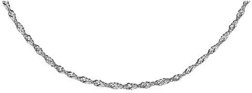 Srebrny łańcuszek ozdobny, pr.925.