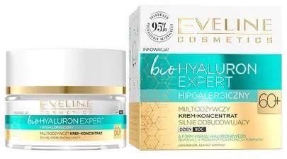 Eveline Bio Hyaluron Expert multiodżywczy krem-koncentrat silnie odbudowujący 60+ 50 ml