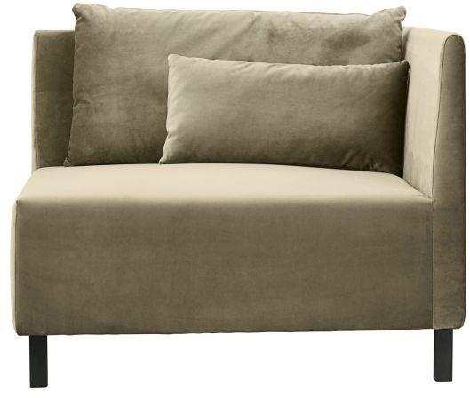 House Doctor BOX Sofa Modułowa Narożna- Beżowa (Sand)