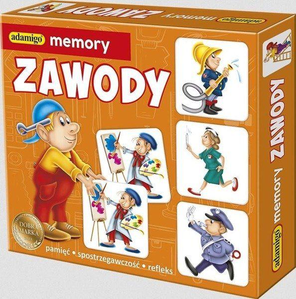 Gra Memory zawody 7387 - Adamigo