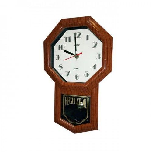 Zegar kwarcowy regulator midi z muzyką