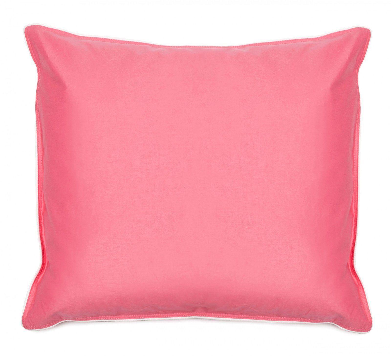 Poduszka Puchowa Różowa 50x60
