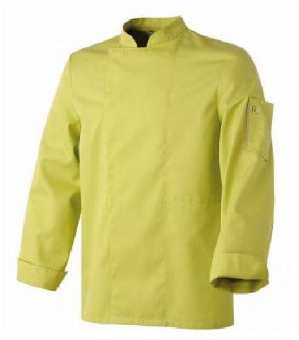 Bluza kucharska Nero pistacjowa długi rękaw XL