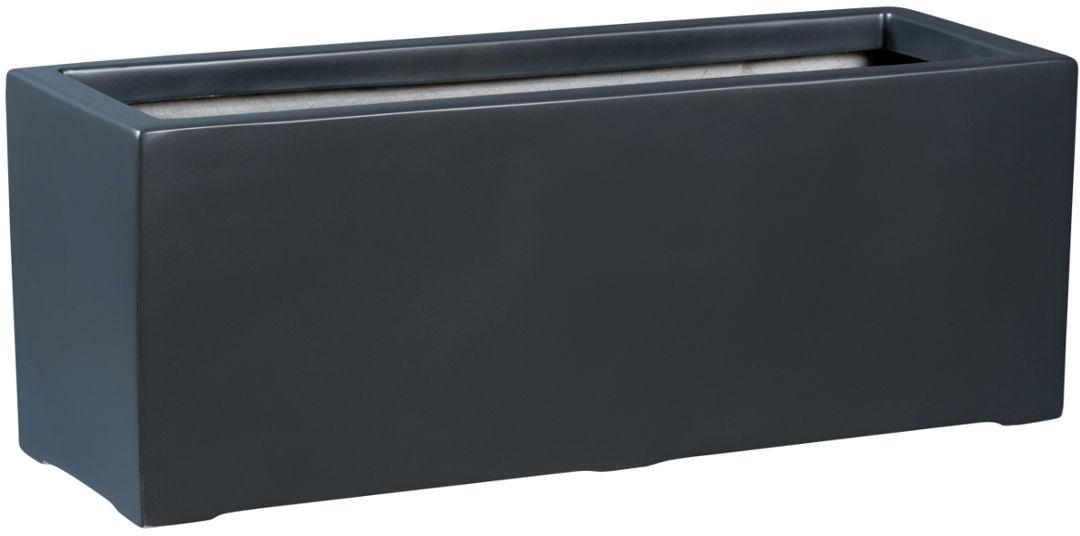 Donica z włókna szklanego D972B antracyt mat
