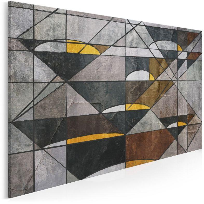 Dwoista natura - nowoczesny obraz na płótnie - 120x80cm