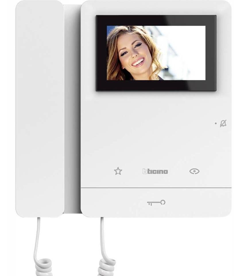 Wideodomofon słuchawkowy CLASSE 100V16M Bticino 344625 Certyfikowany Sklep i Wsparcie Techniczne
