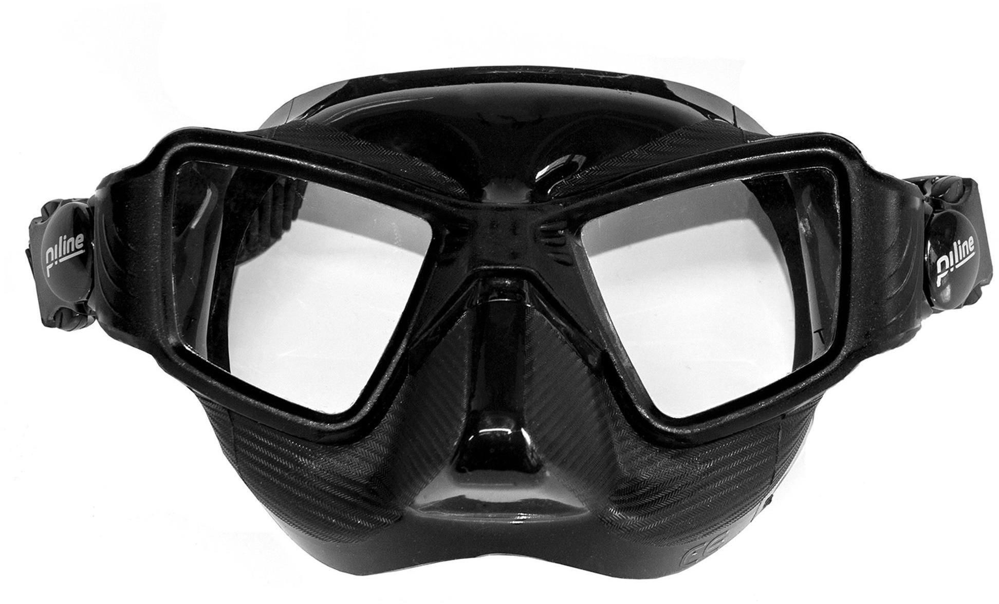 Maska do nurkowania i freedivingu Sniper