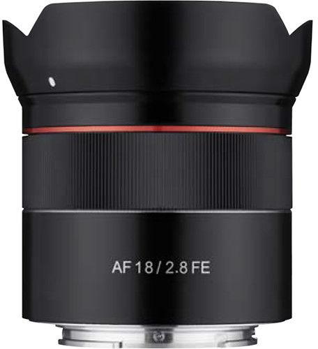 Samyang AF 18mm F2.8 FE - obiektyw stałoogniskowy do Sony E Samyang AF 18mm F2.8 FE