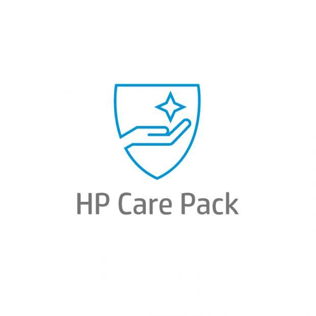 "HP CarePack DesignJet T120/T125 24"" 2 lata pogwarancyjny Next Business Day (UC1Q2PE)"