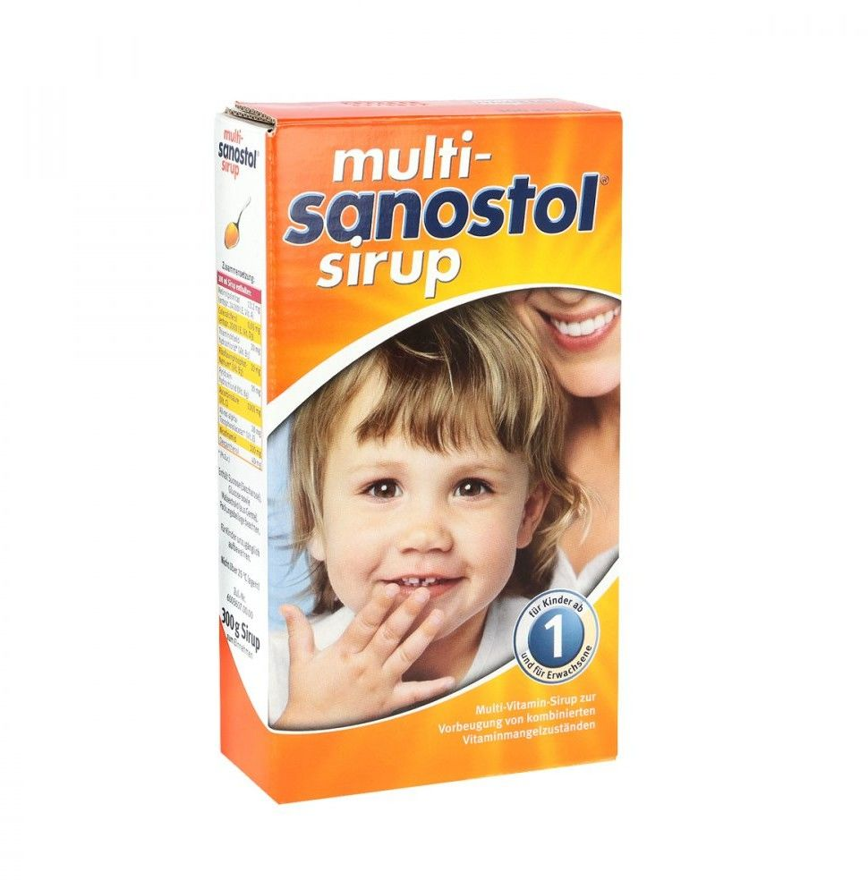 Multi Sanostol syrop