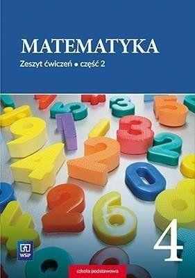 Matematyka SP 4/2 ćw. WSIP - praca zbiorowa