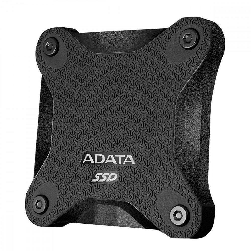 Adata Dysk SSD External SD600Q 240GB USB3.1 Black