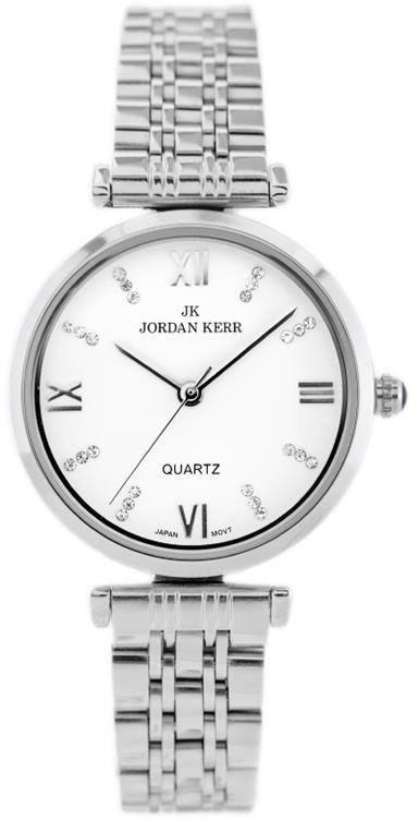 ZEGAREK DAMSKI JORDAN KERR - 3873L (zj852a) - antyalergiczny