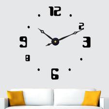 "Zegar ścienny ""zrób to sam"" cichy #11B6 /316mm"