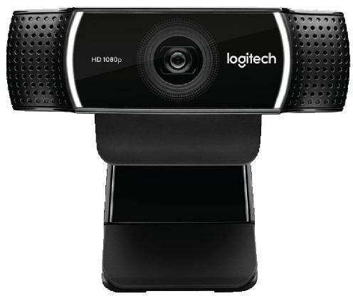 Logitech HD Pro Webcam C922 - Raty 30x0% - szybka wysyłka!