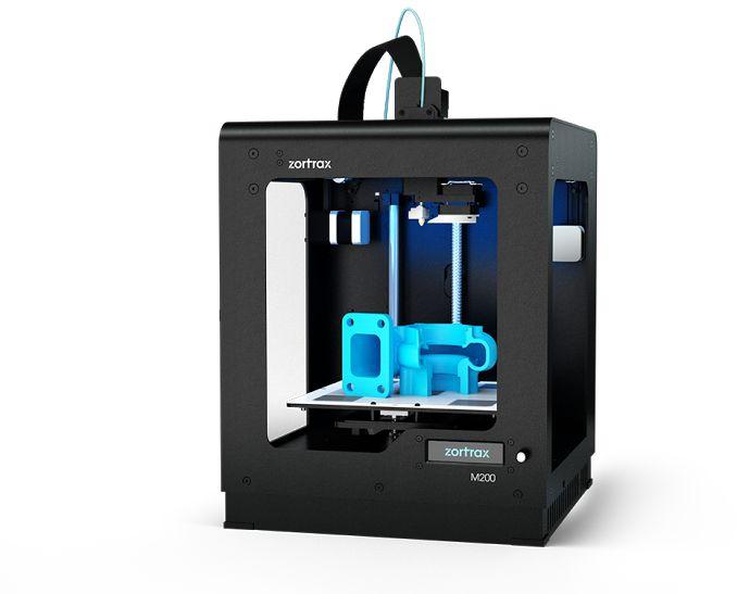 Drukarka 3D Zortrax M200