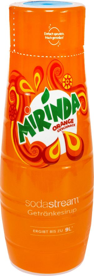 Mirinda SodaStream 440 ml koncentrat