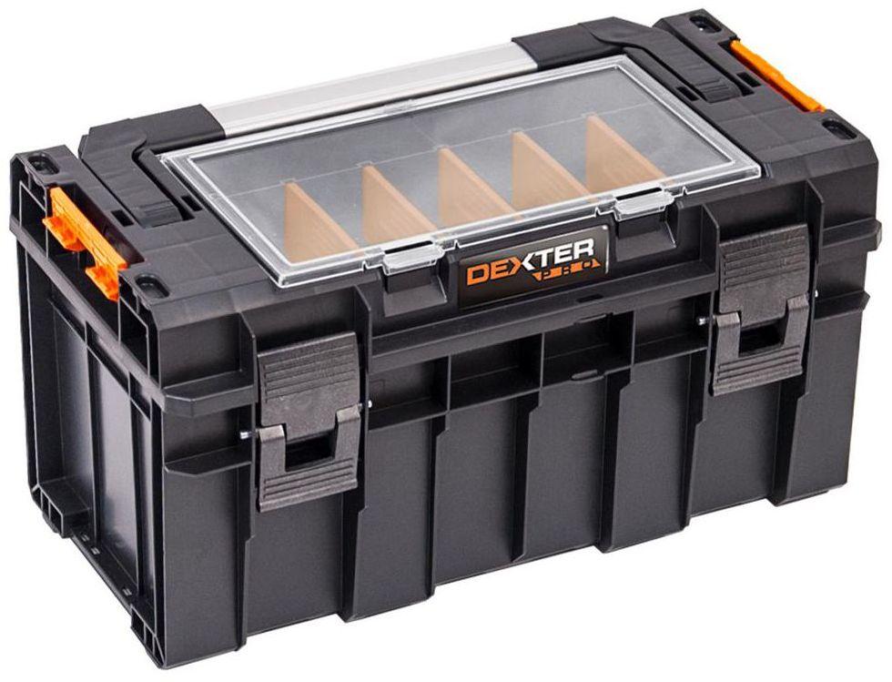 Skrzynka narzędziowa DEXTER PRO S500 45 x 26 x 24 cm DEXTER