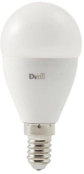 Żarówka LED Diall P45 E14 8,5 W 806 lm mleczna barwa ciepła