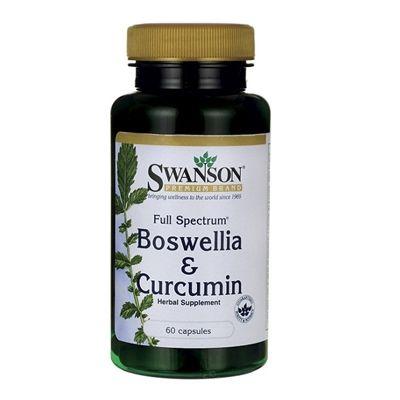 Full Spectrum Boswellia & Curcumin 60kap