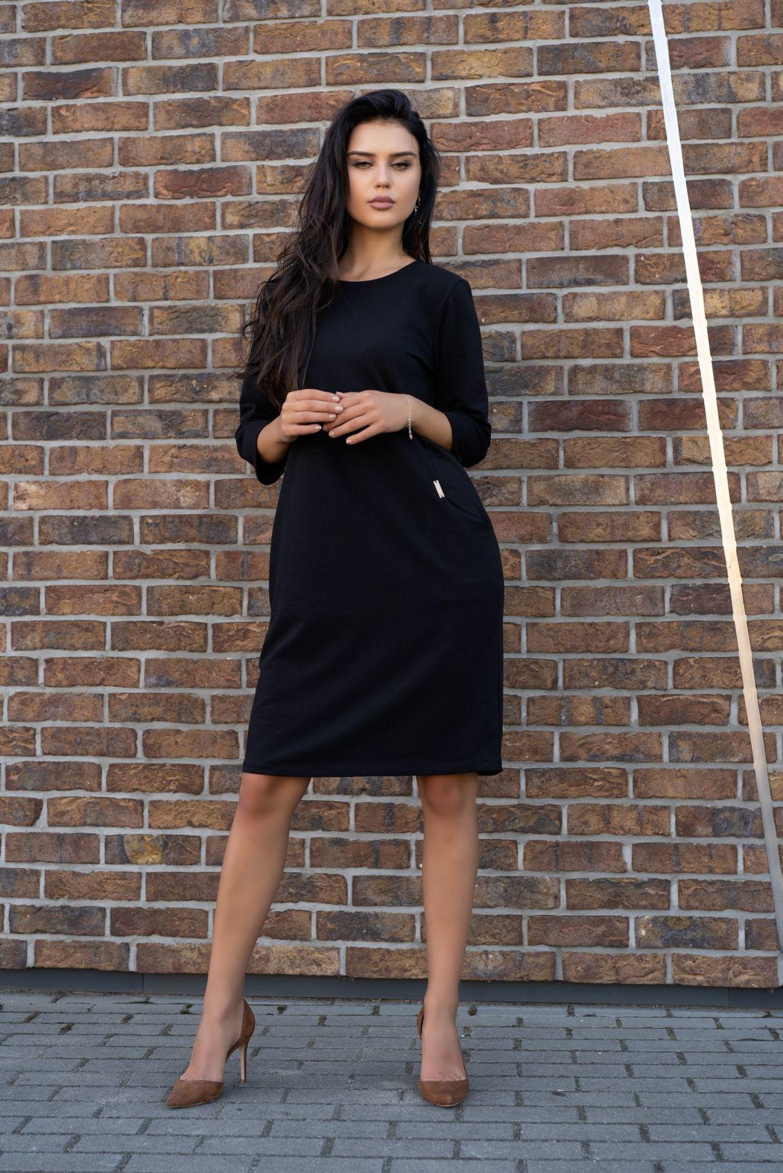 Minarilna Black D20 sukienka