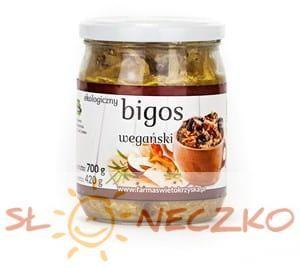 BIGOS WEGAŃSKI BEZGLUTENOWY BIO 420 g - FARMA ŚWIĘTOKRZYSKA