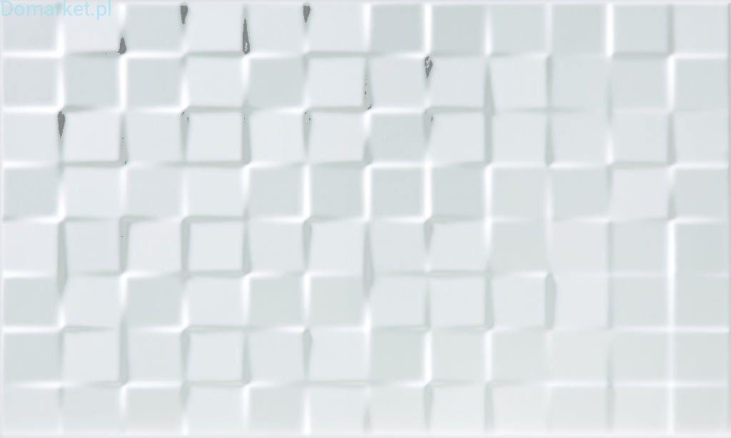 Płytka Kwadraty Byblos Blanco GAT.1 33,3X55