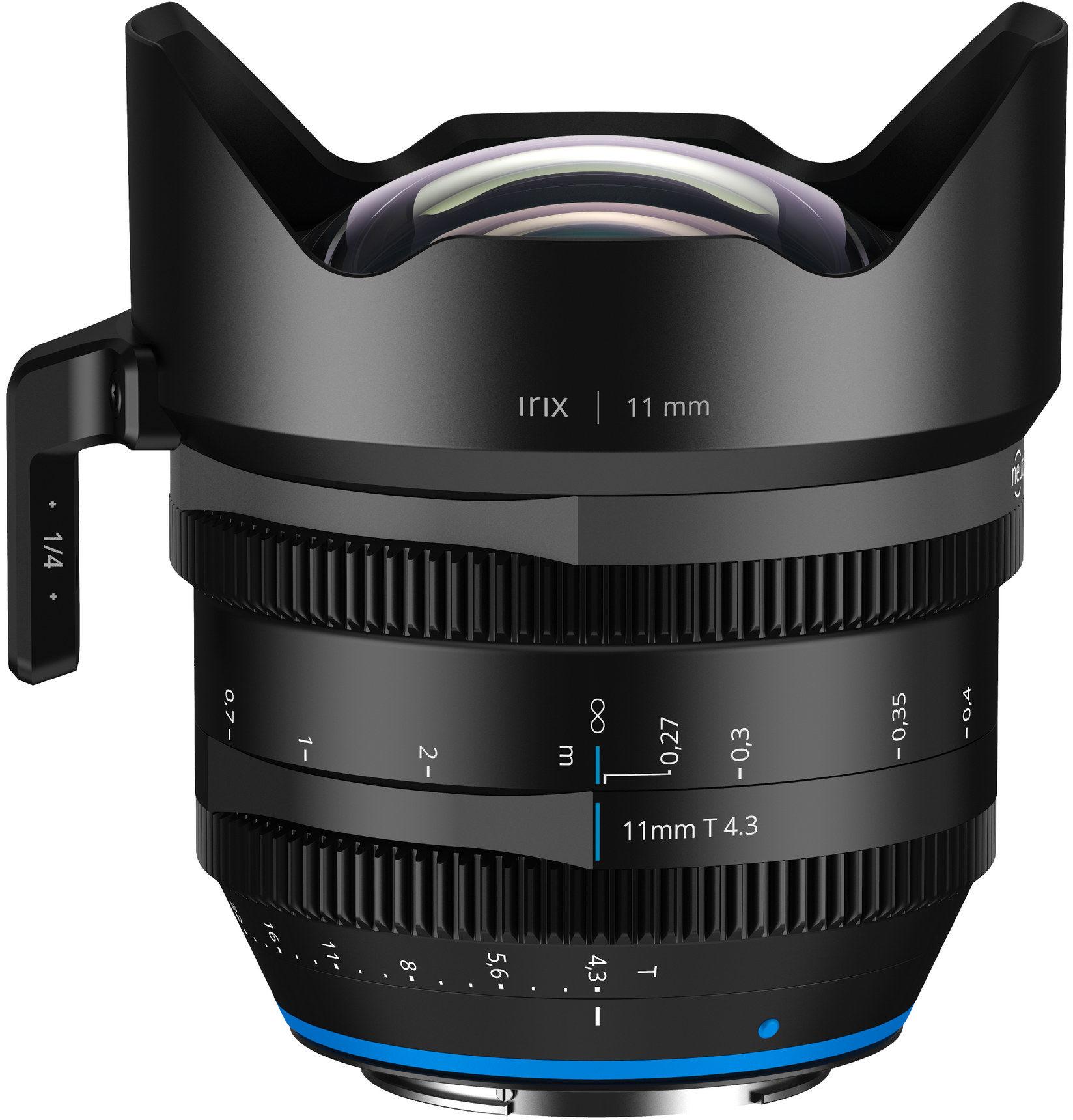 IRIX Cine 11mm T4.3 - obiektyw stałoogniskowy do Sony E IRIX Cine 11mm T4.3