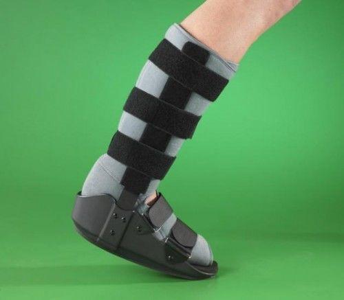 """Stabilizator stawu skokowego i stopy typu """"but"""" z regulacją kąta 3109"""