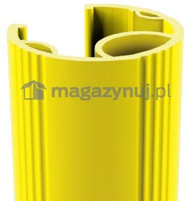 Osłona elastyczna nogi regału - Rack protector L