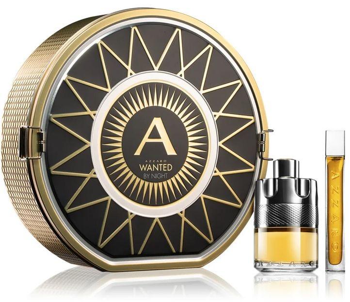 Azzaro Wanted Night woda miniatura 15ml + woda perfumowana - 100ml