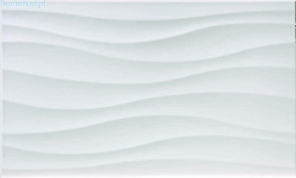 Płytka Fala Egeo Blanco GAT.1 33,3X55