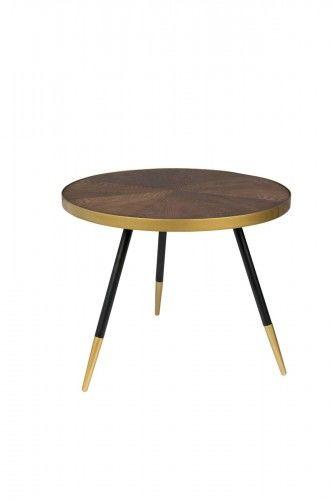 Stolik kawowy Nutel M drewniany