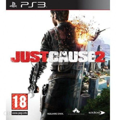 Just Cause 2 PS 3 Używana