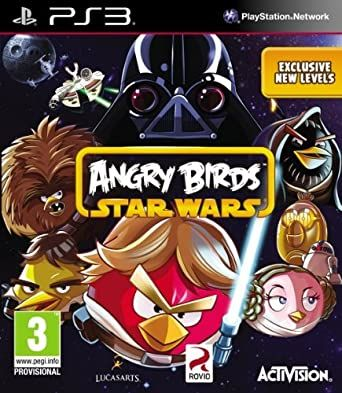 Angry Birds Star Wars PS 3