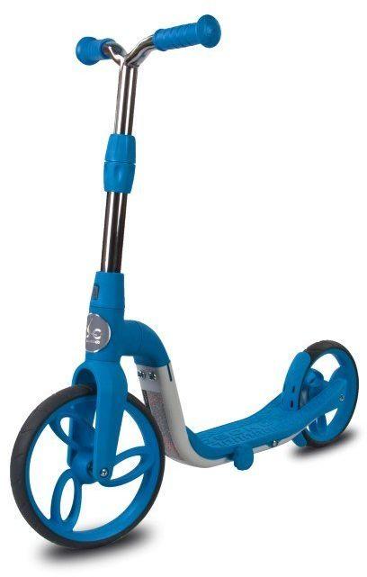 Rowerek biegowy i hulajnoga EVO 360 Pro niebieski