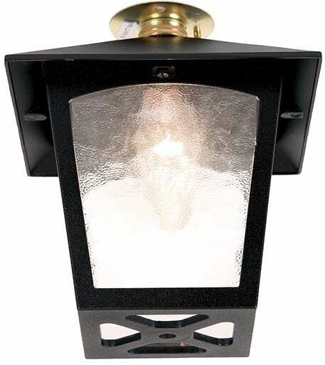 Oprawa sufitowa YORK BL6C BLACK IP20 - Elstead Lighting  Skorzystaj z kuponu -10% -KOD: OKAZJA