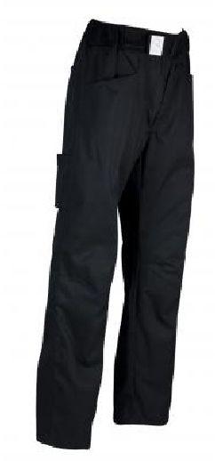 Spodnie kucharskie czarne Arenal XS