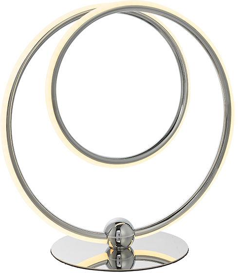 Lampa stołowa Eterne 81887 Endon chromowana oprawa w stylu nowoczesnym