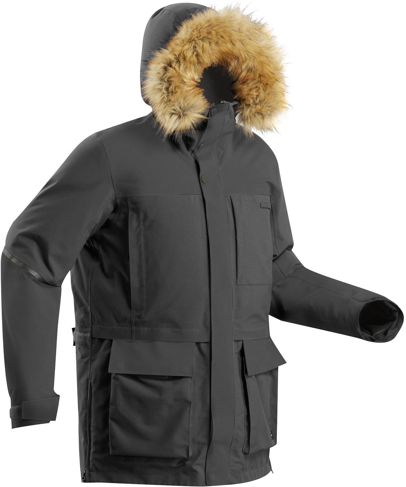 Kurtka Parka trekkingowa Arctic 500 Extra Warm unisex