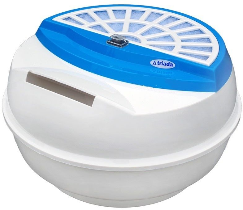 Jonizator, oczyszczacz powietrza Triada niebieski
