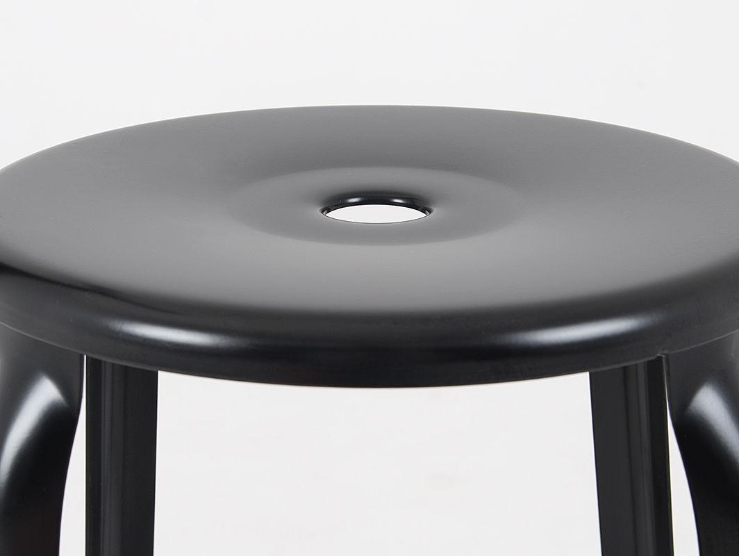 Customform - SOHO BAR, czarny, biały,srebrny