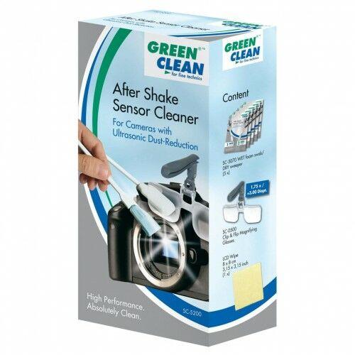 Green Clean GCSC-5200 Zestaw Aftershake