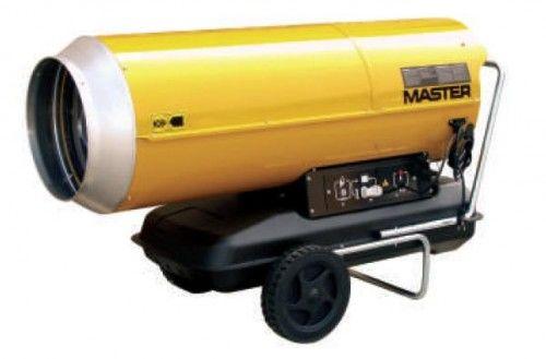 Nagrzewnica olejowa Master B 230, bez odpr. spalin NEGOCJUJ CENĘ