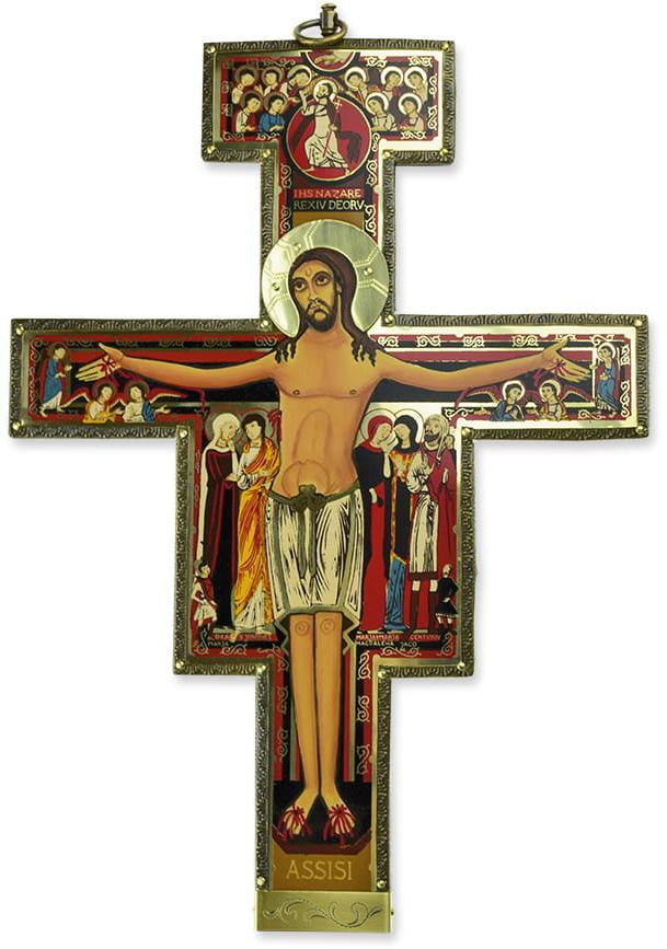 Krzyż franciszkański