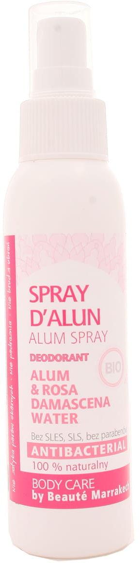 Naturalny dezodorant ałunowy w sprayu - Maroko - 100ml
