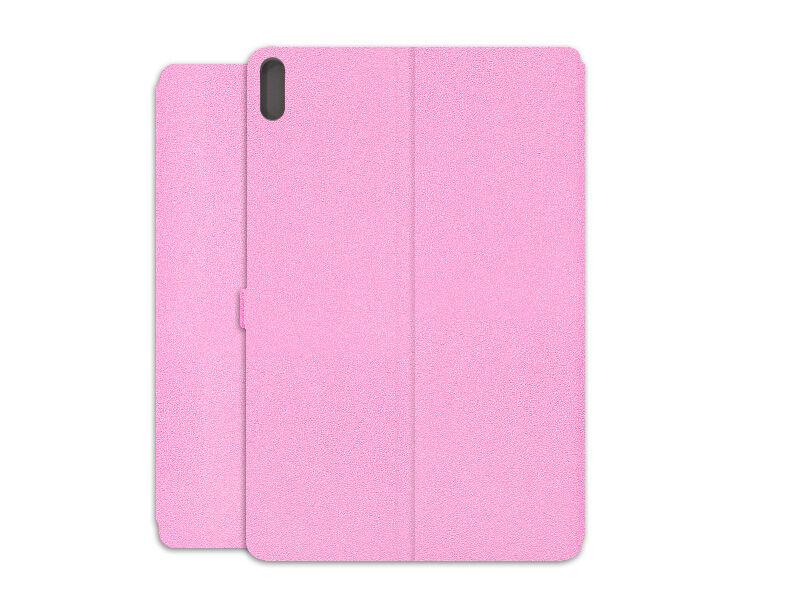 Huawei MatePad Pro - etui na tablet Wallet Book - różowy